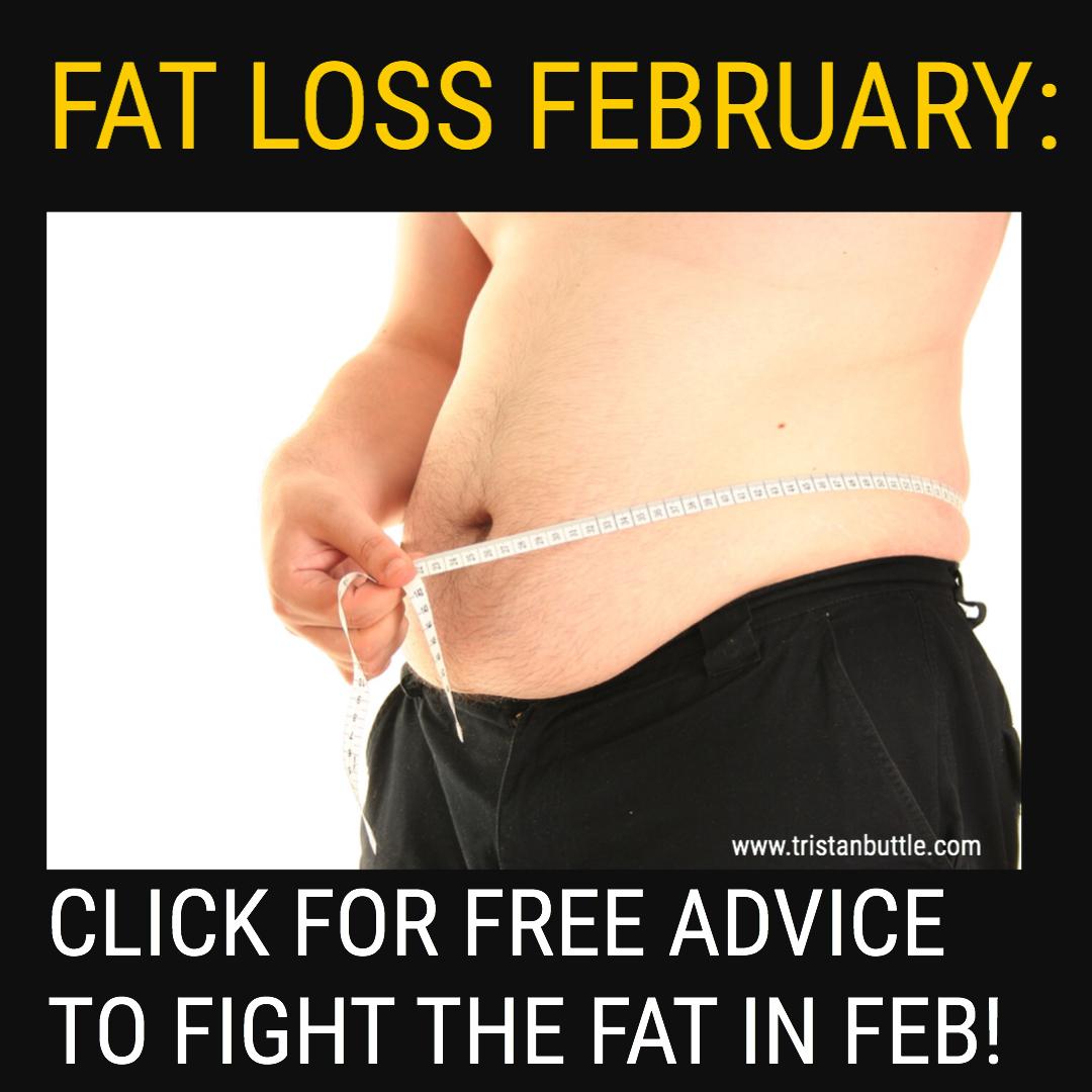 fat loss february