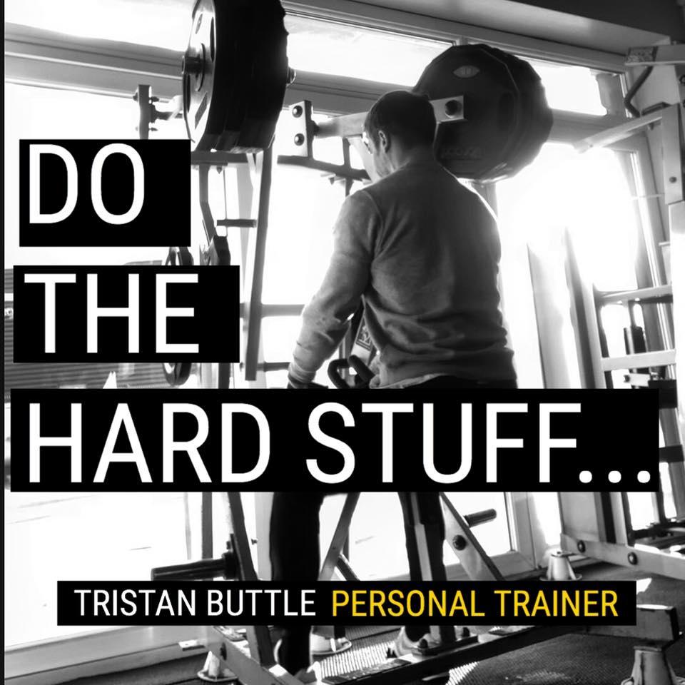Do The Hard Stuff
