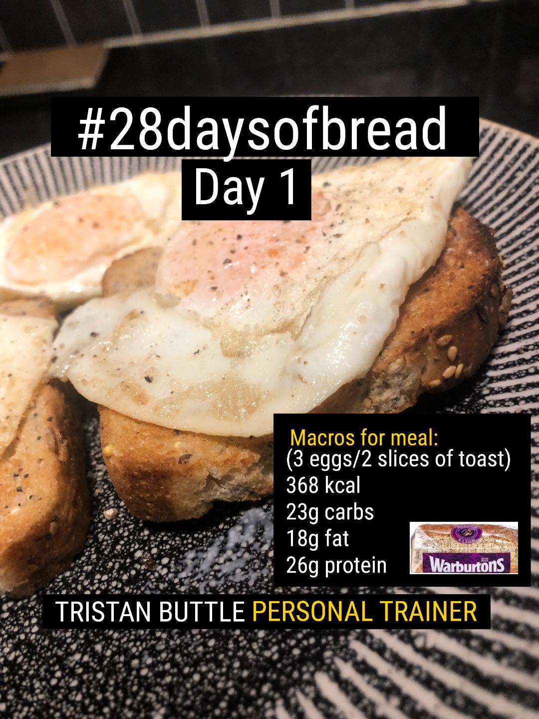 28 days of bread