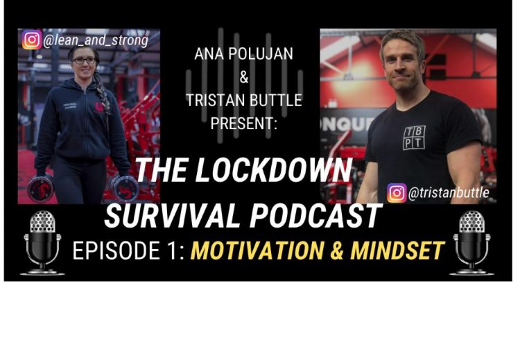 Lockdown survival podcast